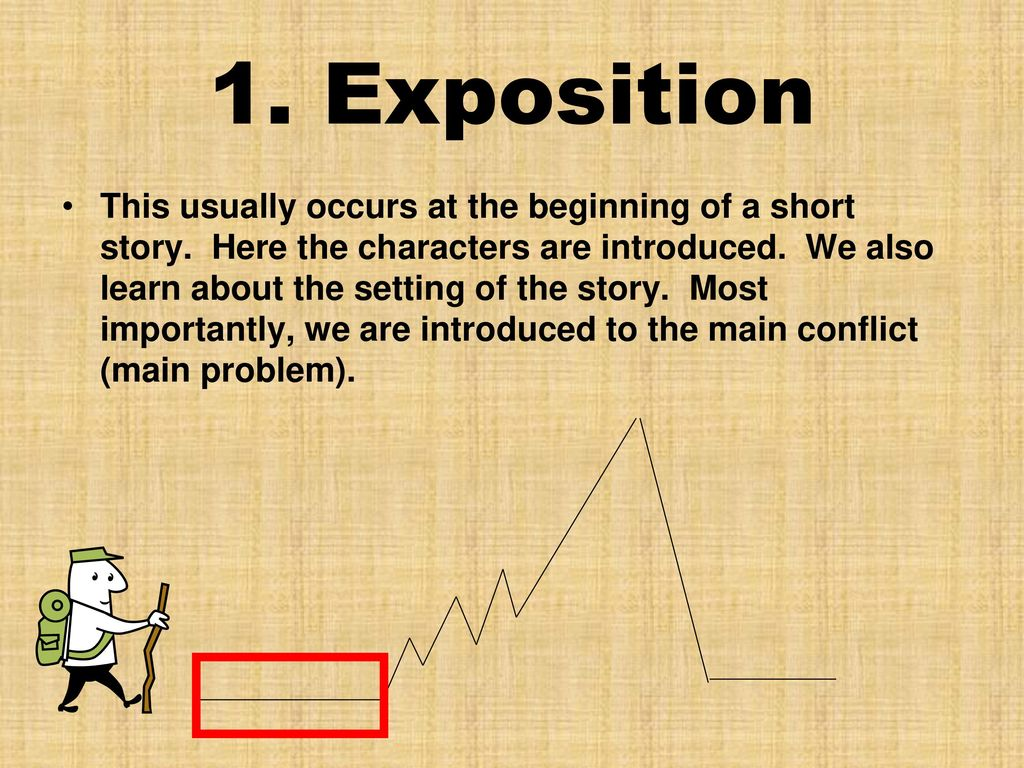 Identifying The Elements Of A Plot Diagram Ppt Download Short Story 4 1