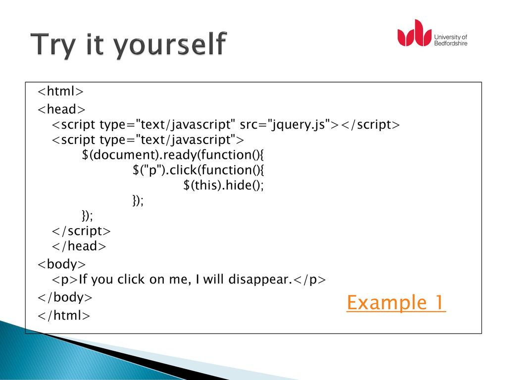 What is jQuery?  - ppt download