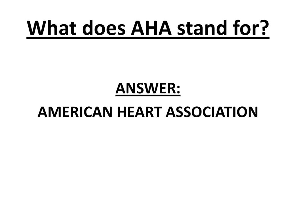 Cpr anytime for family and friends cpr facts and statistics ppt answer american heart association toneelgroepblik