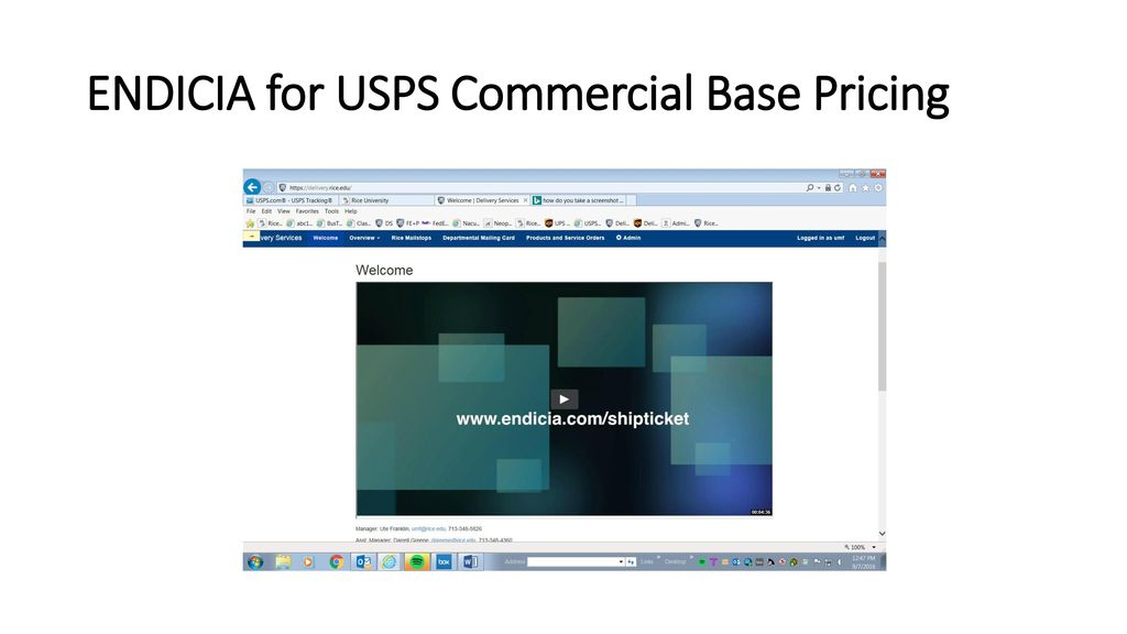 When Mailing or Shipping - ppt download