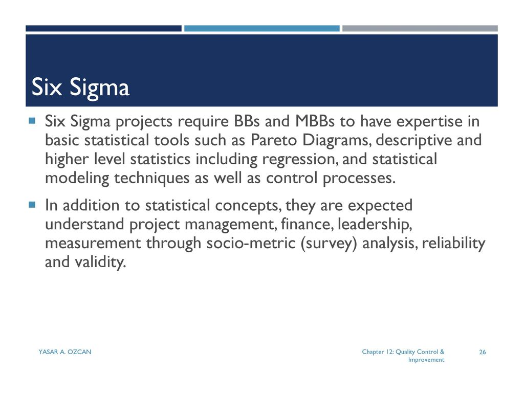 Quality control improvement ppt download six sigma ccuart Choice Image