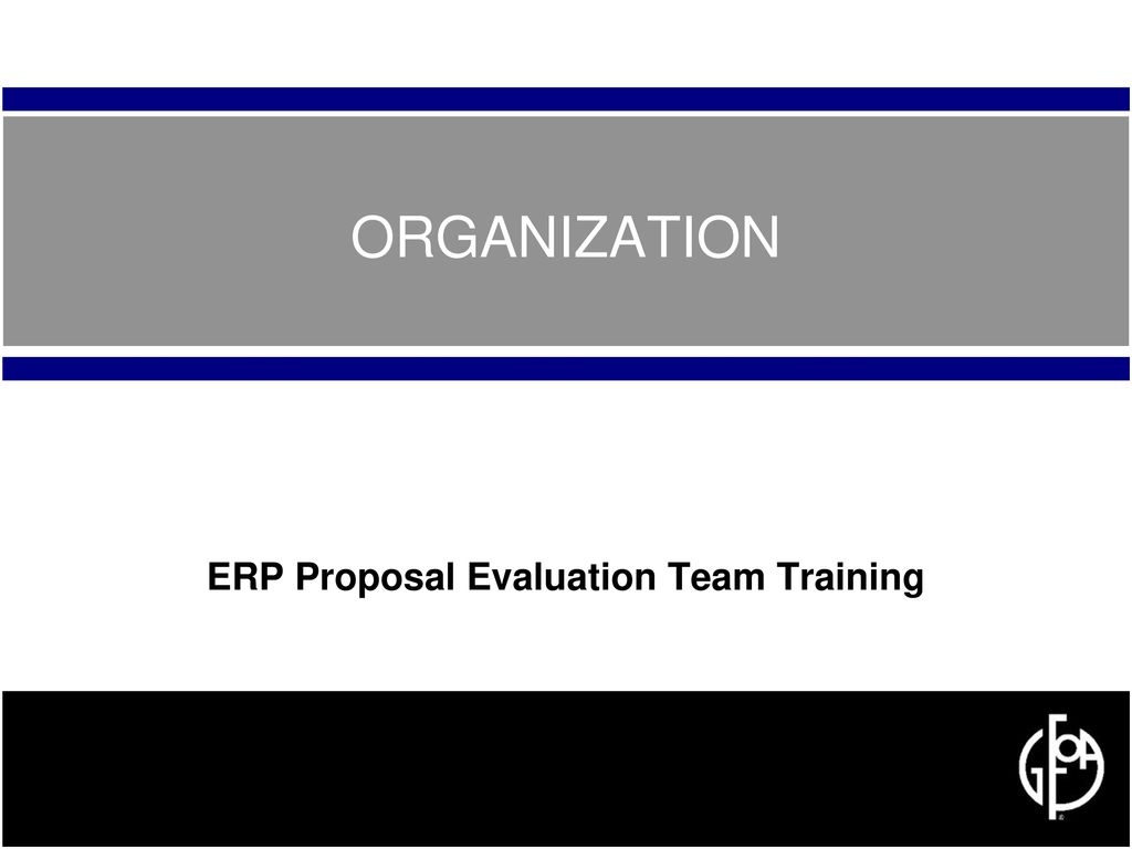 Erp proposal evaluation team training ppt download erp proposal evaluation team training maxwellsz