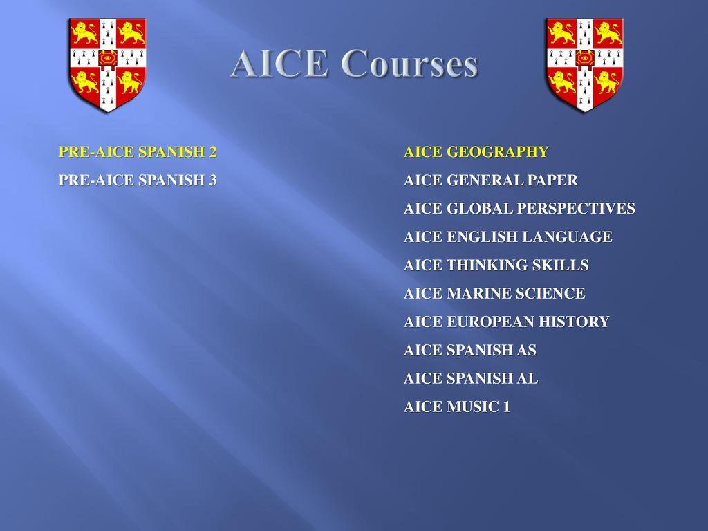 Barron Collier High School Advanced Academic Programs - ppt download