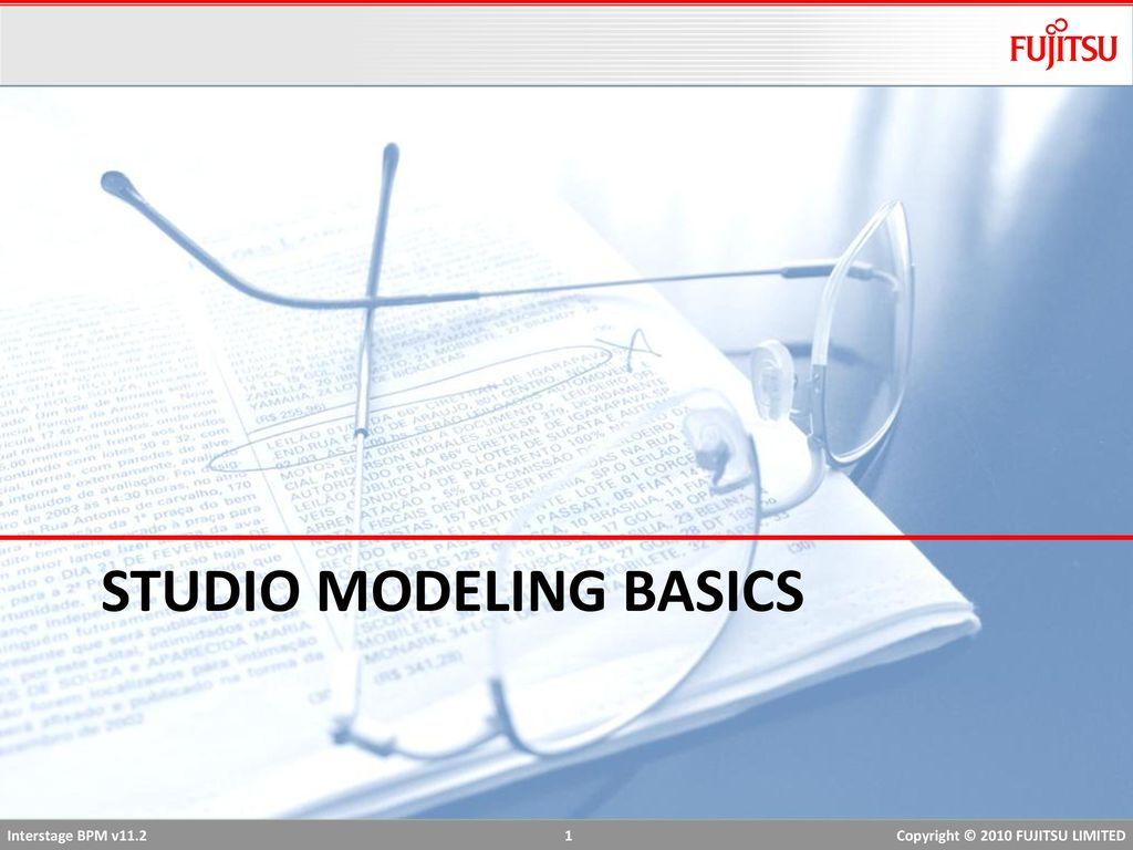 Studio modeling basics - ppt download