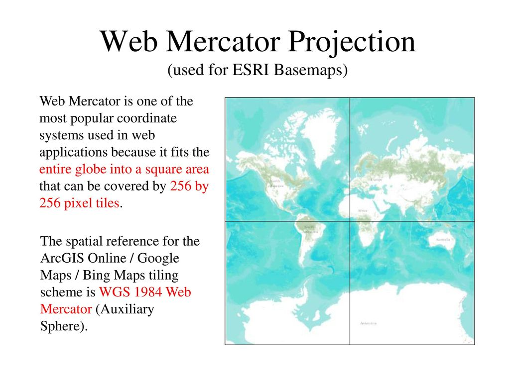Geodesy, Map Projections and Coordinate Systems - ppt download