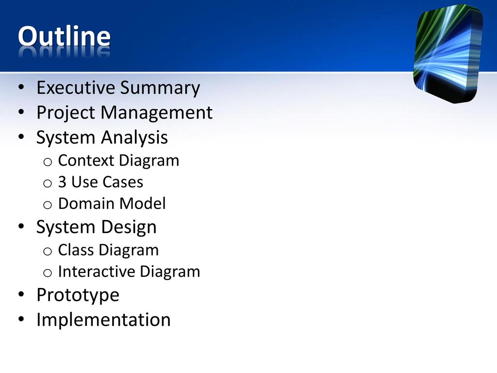 E patient medical history system ppt download outline executive summary project management system analysis ccuart Choice Image