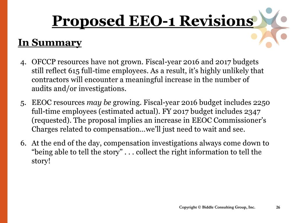Ofccp And Compensation Investigations A Collection Of Related