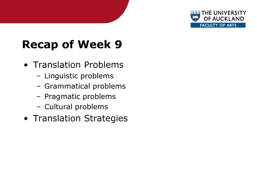Chinese 747 Advanced Chinese Translation Practice - ppt download