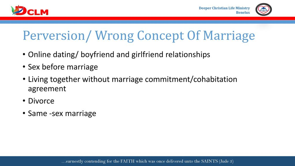 Marriage And Family Gods Plan Ppt Download