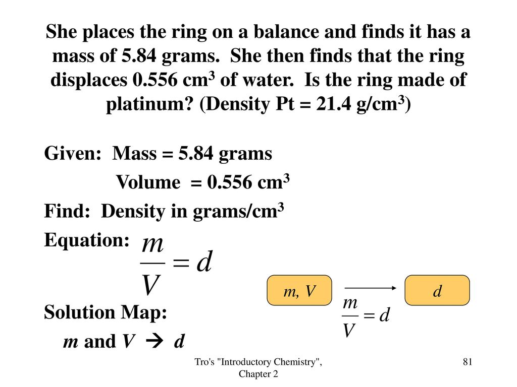 Tro s Introductory Chemistry , Chapter 2