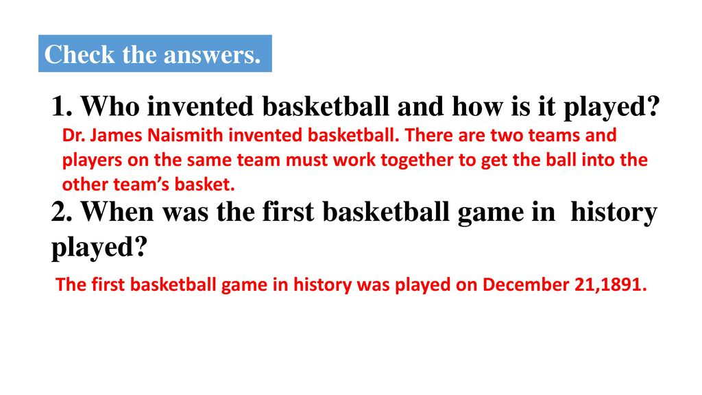Unit 6 When was it invented? - ppt download