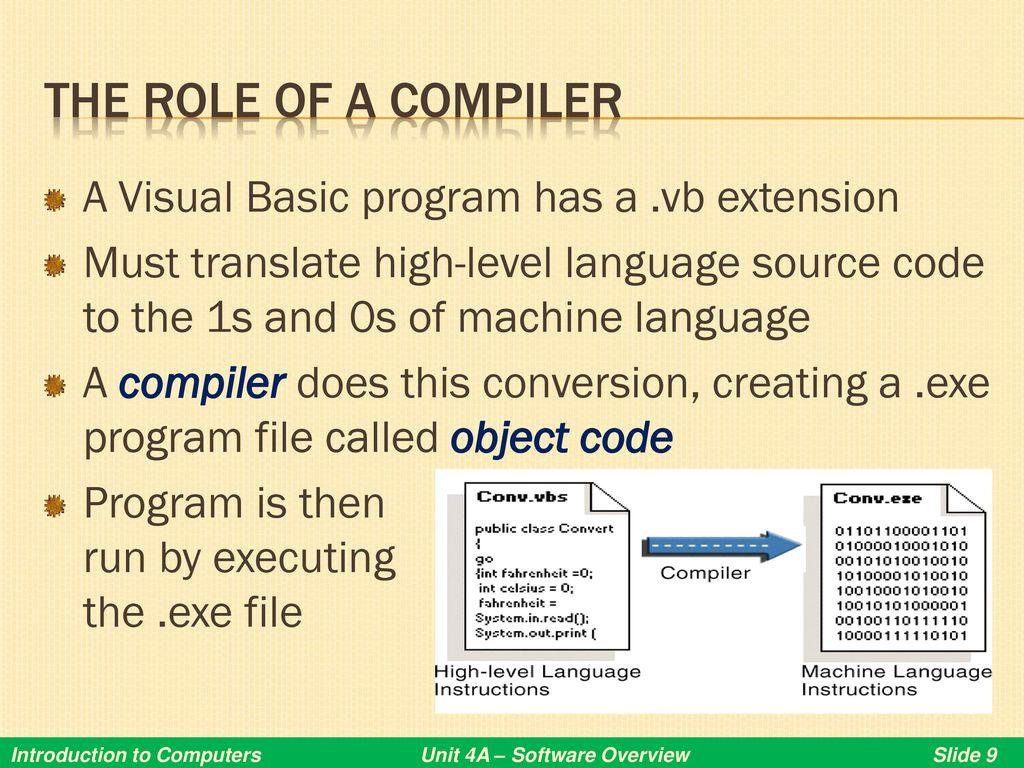 Basic Exe Code