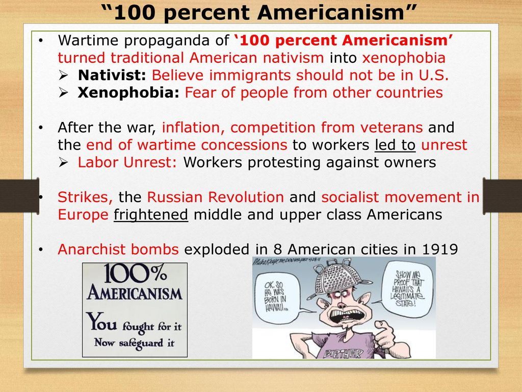 100 Americanism the great depression period 7 (part 2) -- ushc ppt download