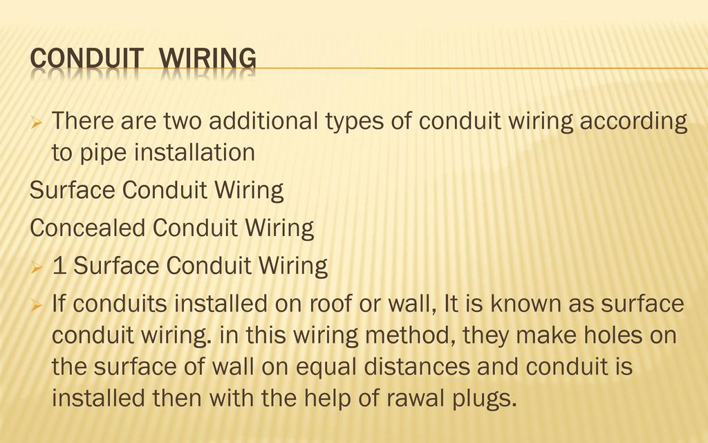 wiring system department electrical ppt download rh slideplayer com