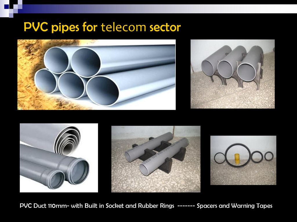 High Density Polyethylene Pipes Our Products & Services