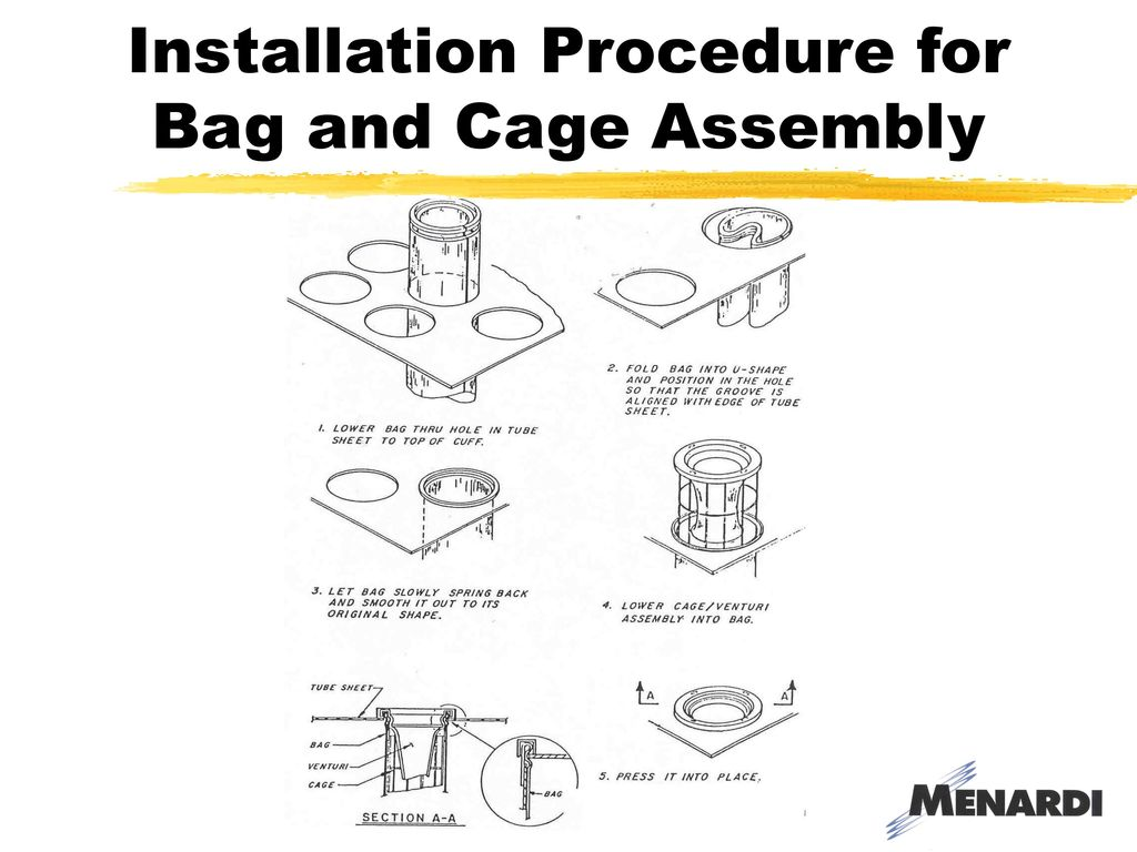 Baghouse 101 Training Presented By March 10 Ppt Download Pouch Wiring Diagram 57 Installation Procedure