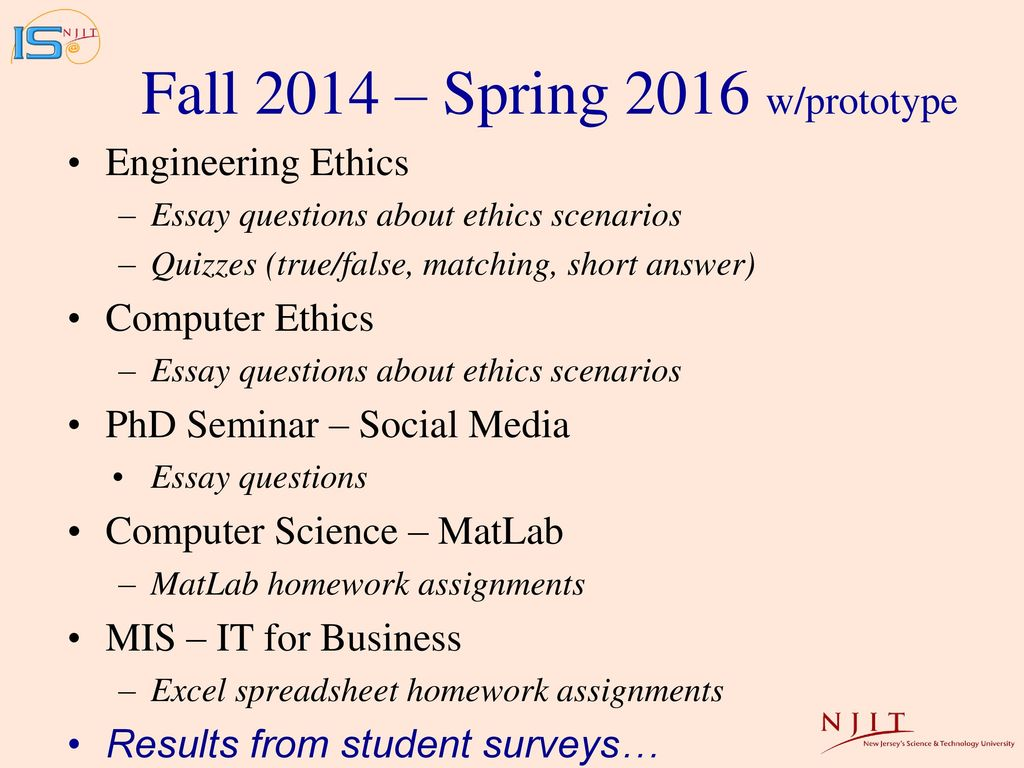 Essay On Place  Fall   Spring  Wprototype Engineering Ethics Essay  Essay Body also Hindi Essay On Raksha Bandhan Michael Bieber Information Systems Department  Ppt Download Hamlet Essay Topic