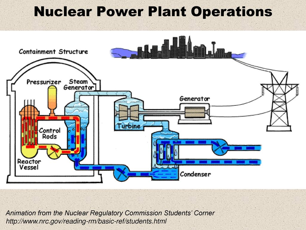 Nuclear Power Plant Operations