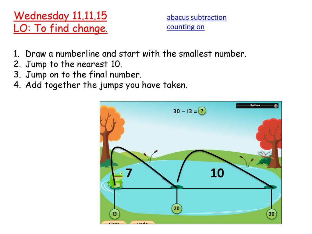 Year 3 Maths Week ppt download
