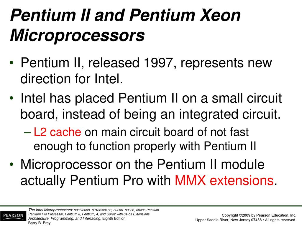 Chapter 1: Introduction to the Microprocessor and Computer - ppt