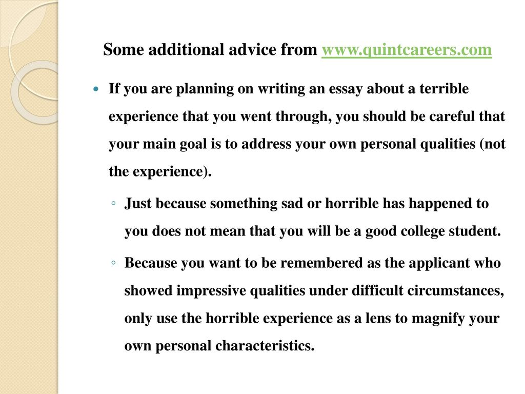 Sample Essay High School  Some Additional  High School English Essay Topics also Writing A High School Essay Junior Class College Application Essay Night March  Ppt Download Essay About Healthy Food