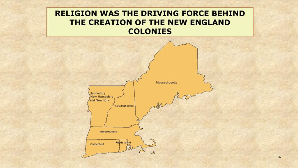 northern colonies