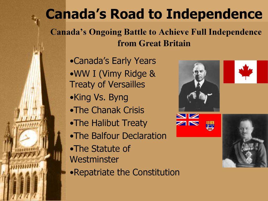 Evolution Of Canadian Constitutionalism And Government Ppt Download