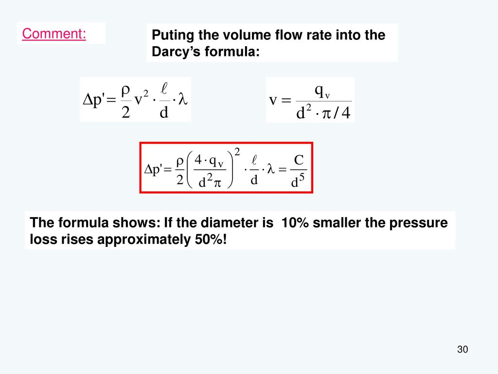 Heat and Flow Technology I  - ppt download