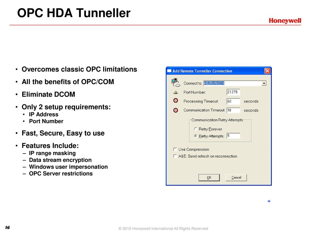 Easy Data Capture and Centralization with OPC - ppt download