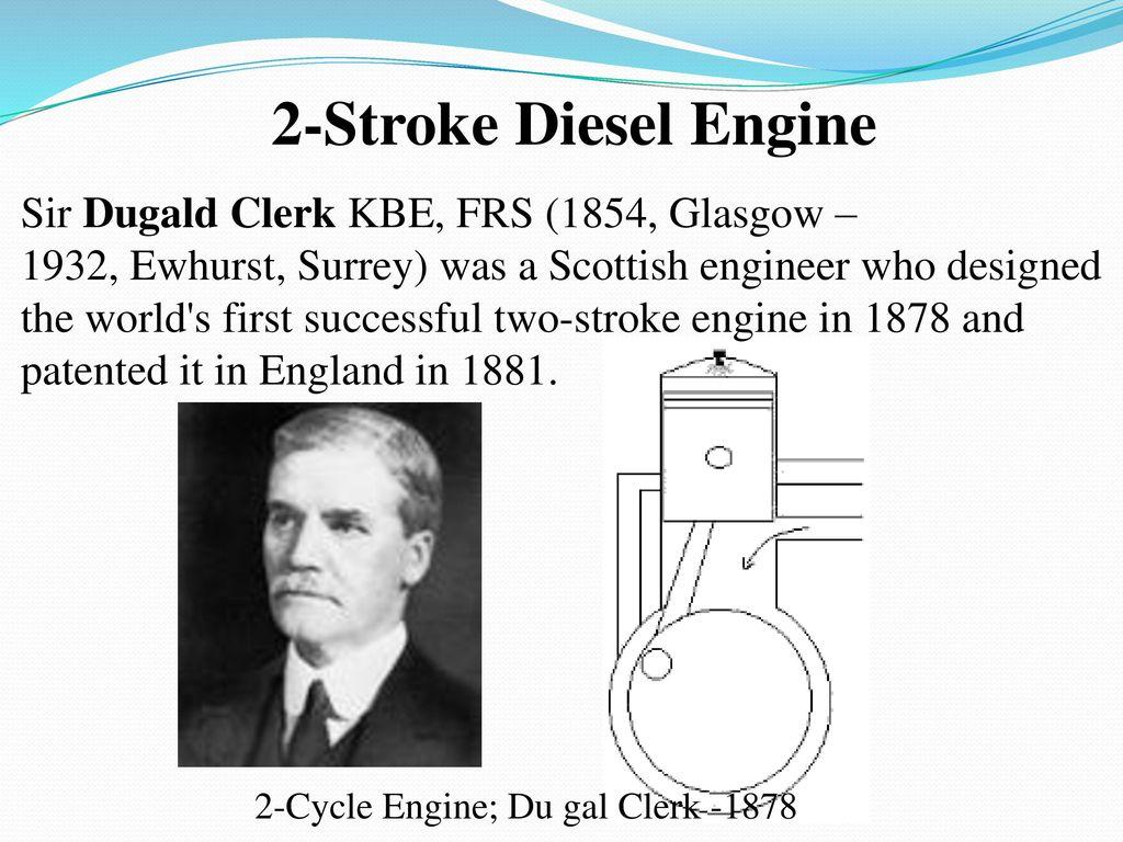 Diesel Engine Ppt Download 2 Stroke Diagram 4