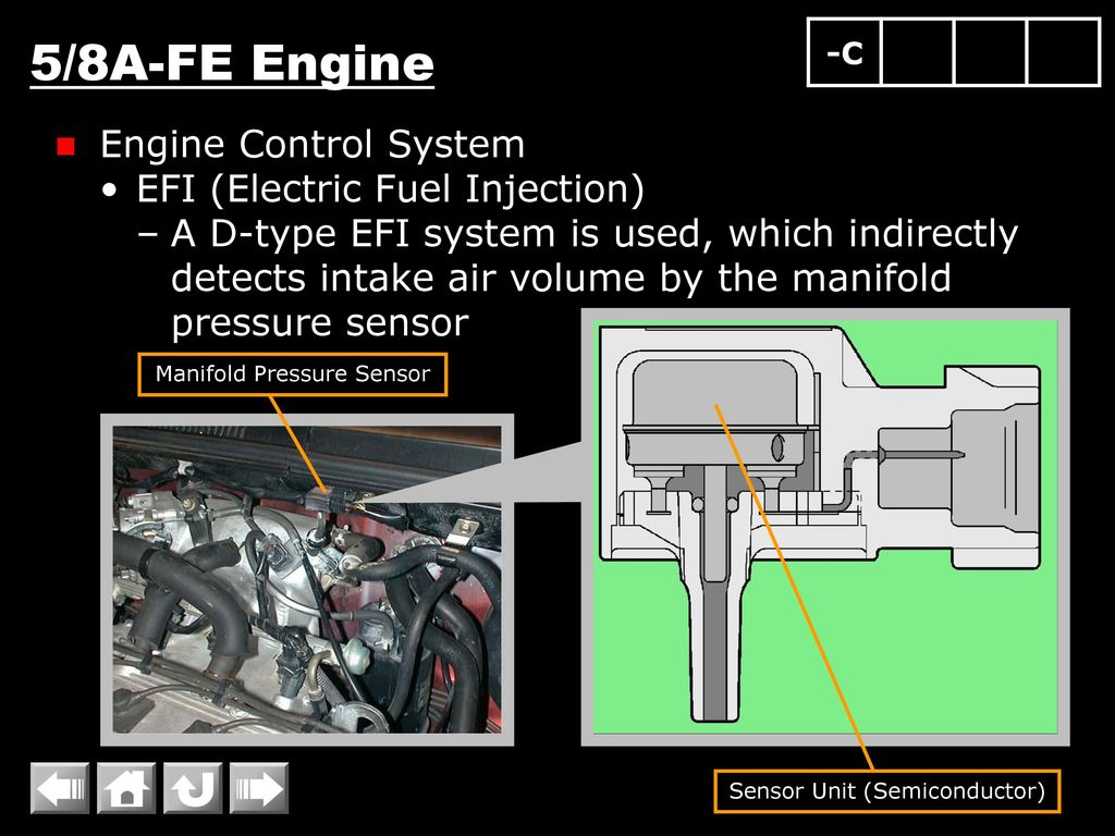 5/8A-FE Engine Engine Overall Valve Mechanism Cooling System