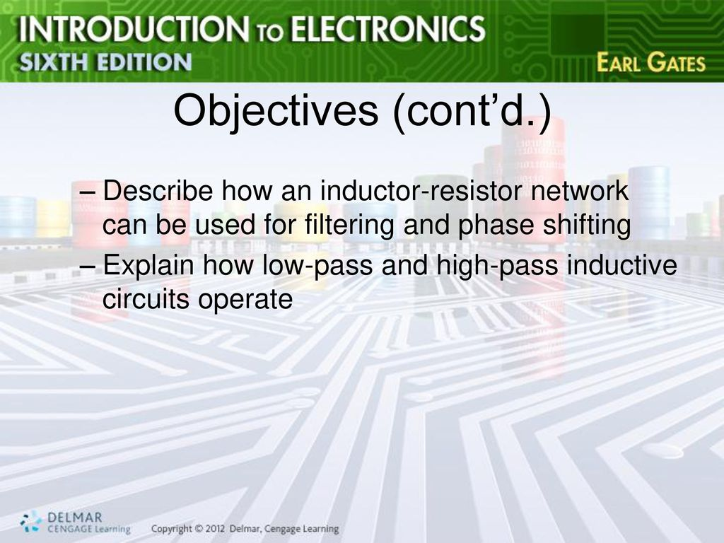 Chapter 16 Inductive Ac Circuits Ppt Download Inductors In Dc Explained Electronic Circuit Projects Describe How An Inductor Resistor Network Can Be