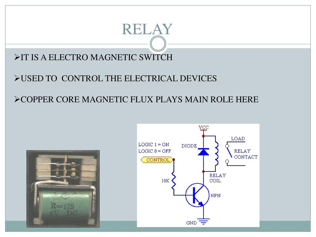 TELEPHONE RING SENSED FLASHER IN INDUSTRIAL AREA - ppt download