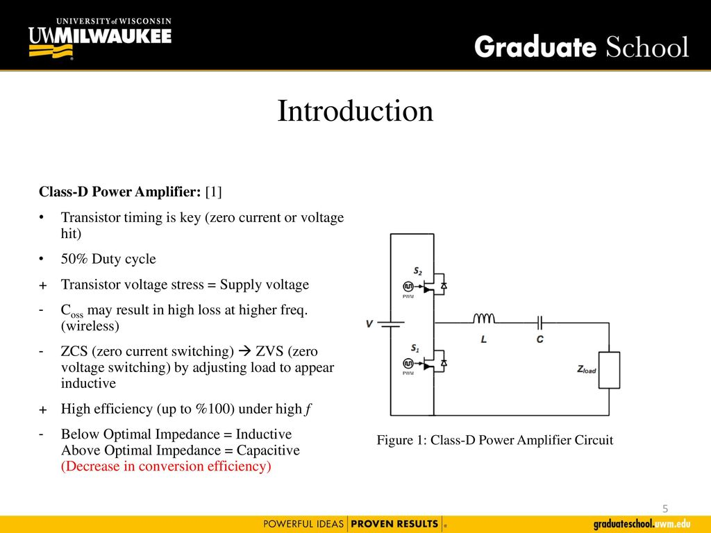 Who Am I Electrical And Electronics Engineering Bachelors Degree At Class D Power Amplifier Electronic Circuits Diagram Introduction E 2