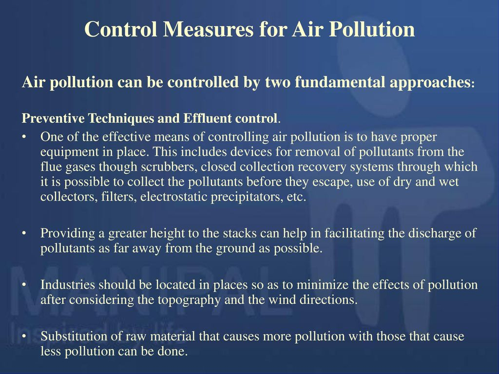 environmental pollution air pollution lecture ppt download