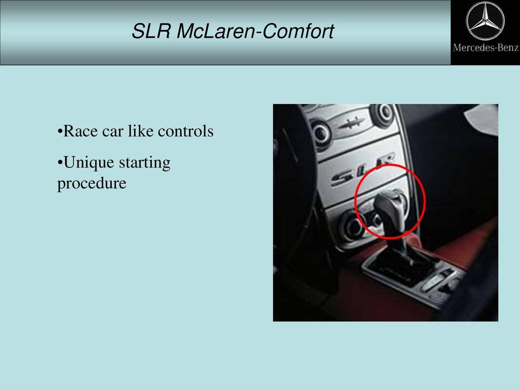 2005 SLR McLaren SALE 906 SLR McLaren - ppt download