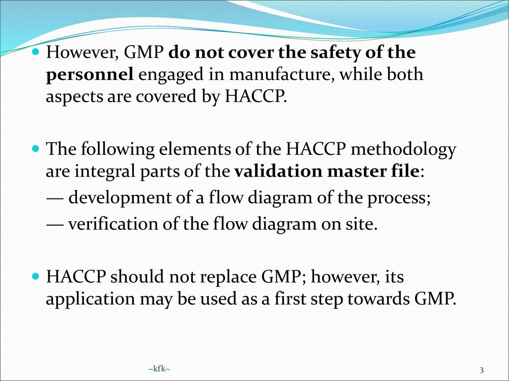 Process Flow Diagram Haccp Wiring Library Pictures Development Of A The