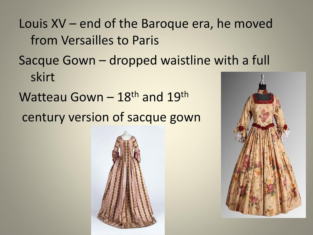 Fashion through the Ages Part 3 - ppt download
