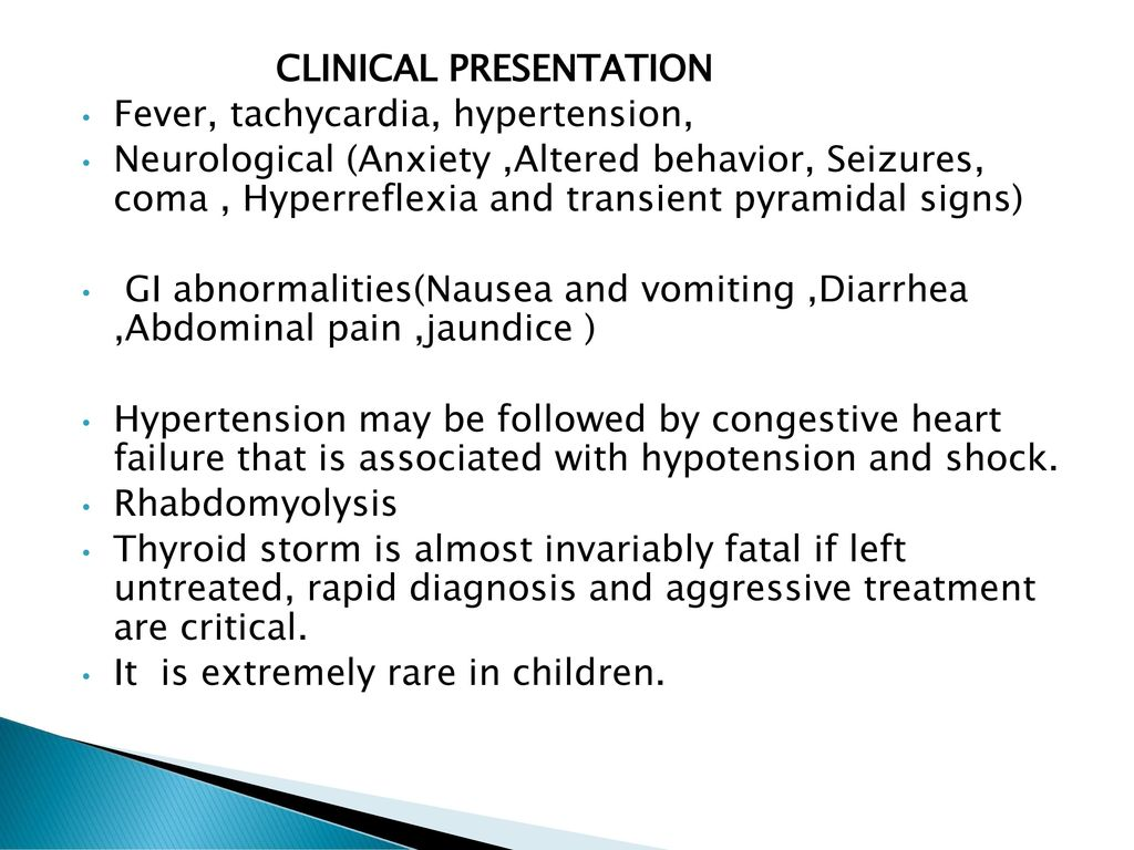 HYPERTHERMIC SYNDROMES - ppt download