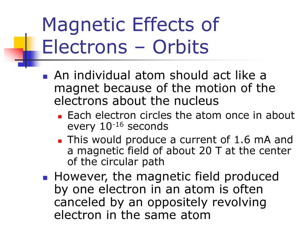 Chapter 19 Magnetism. - ppt download