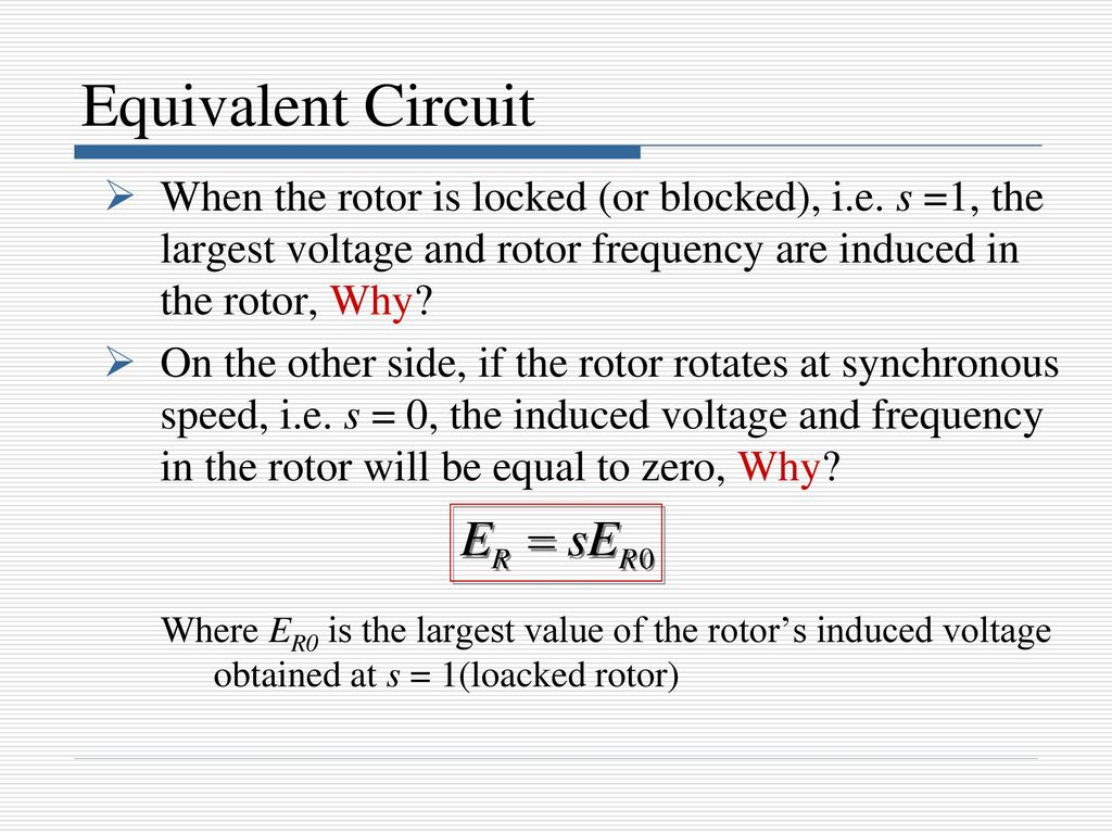 Induction Motors Ppt Download Dc Thevenin Equivalent Example 1 Youtube 26