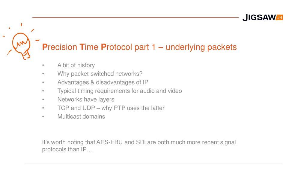 Precision Time Protocol - ppt download