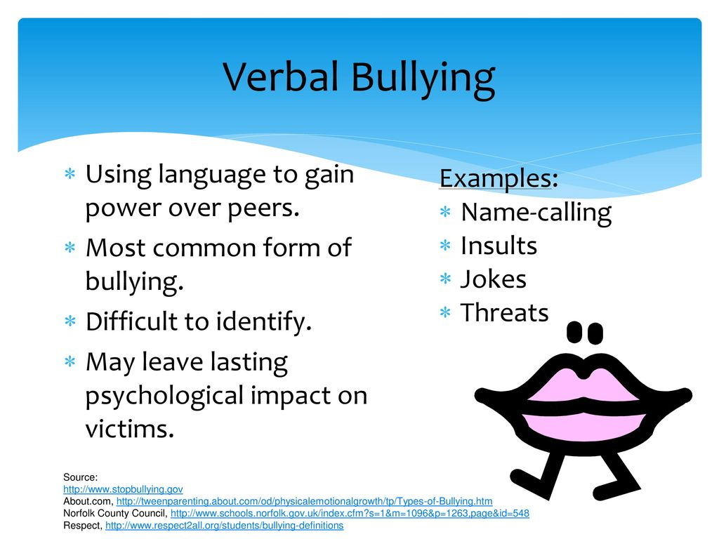 who has witnessed an act of bullying at school? - ppt download