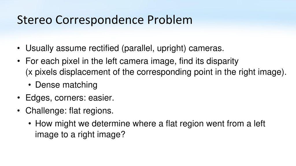 CS 4501: Introduction to Computer Vision Camera Calibration