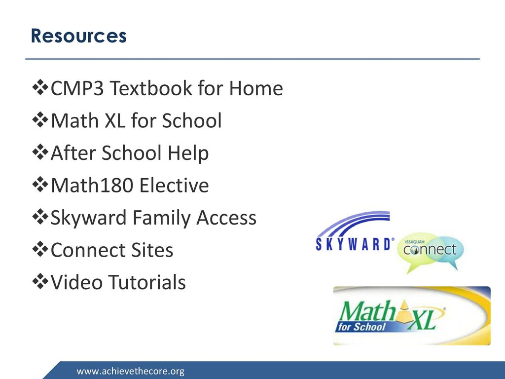 Maywood Middle School Common Core 6 - ppt download