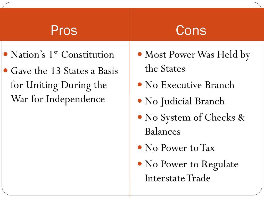 pros and cons of the judicial branch