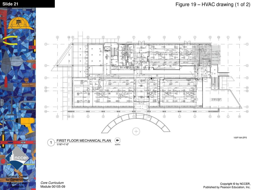 Figure 19 – HVAC drawing detail (2 of 2)