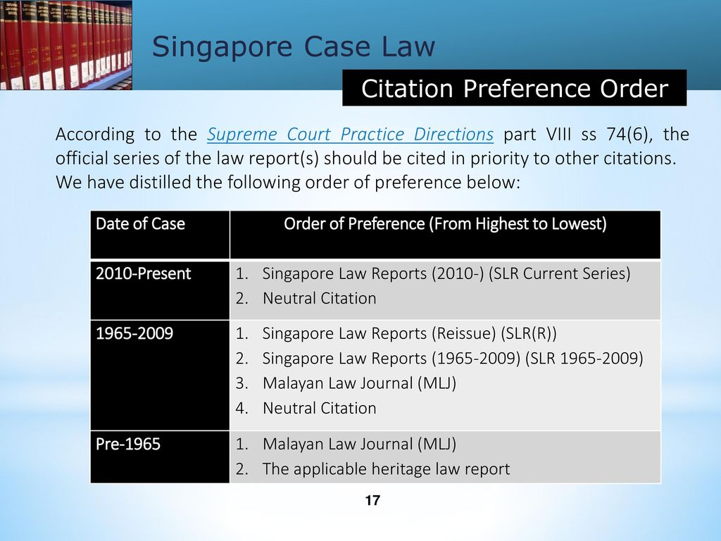 neutral citation law
