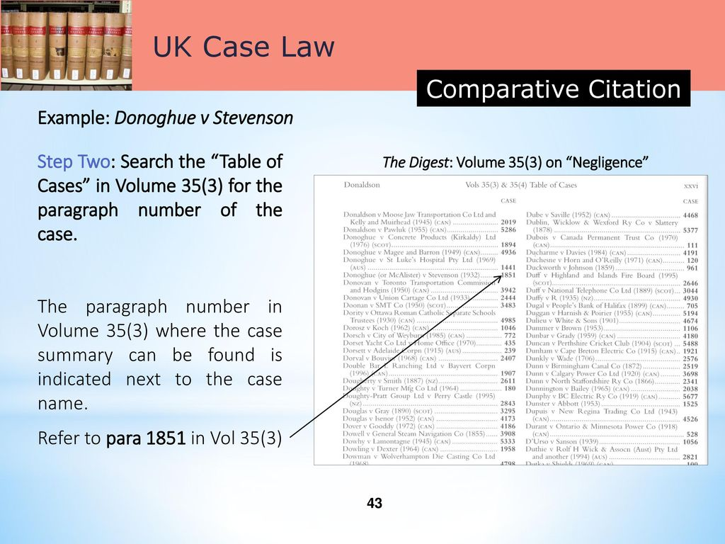 negligence donoghue v stevenson 1932 Negligence is based upon someone doing wrong to another but obviously this needs to be limited by rules of law the liability for negligenceis no doubt based upon a general public sentiment of moral wrongdoing for which the offedner must pay.