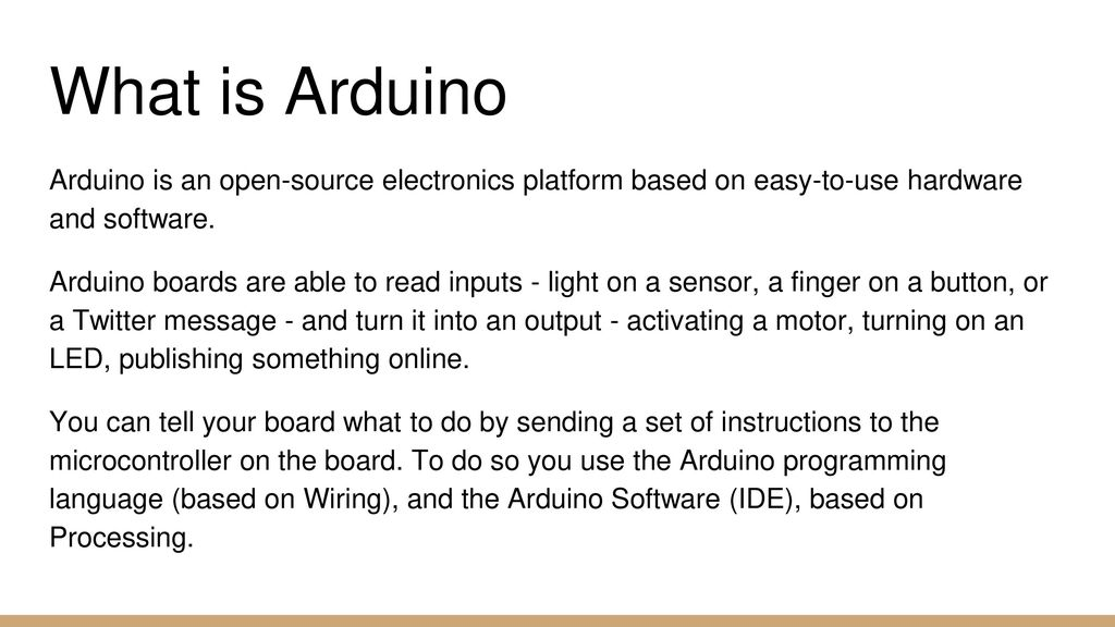 Getting Started: Building & Programming - ppt download